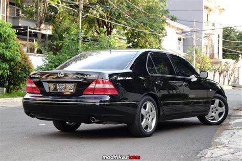 Modifikasi Lexus Ls by Lexus Ls 430 2005 Numpang Lewat Std Mohon Petunjuk