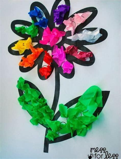 create  easy tissue paper crafts   fun