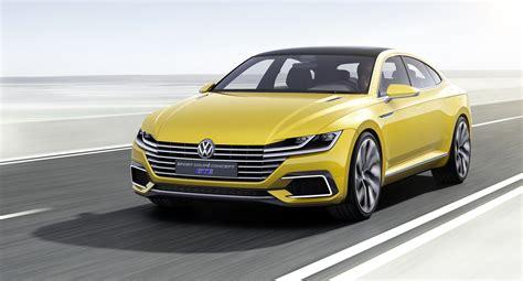 Volkswagen Sports : Volkswagen 2016 Sport Coupe Concept Gte