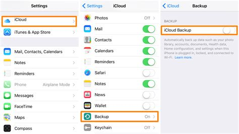 backing up iphone to icloud how to keep your iphone or from backing up with icloud