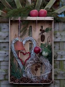 weihnachten fur die kleinsten eine futterstation fur die With französischer balkon mit dekoration weihnachten garten