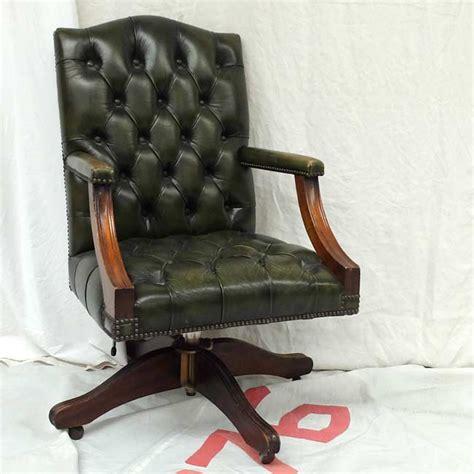fauteuil bureau chesterfield fauteuil de bureau chesterfield sedgu com