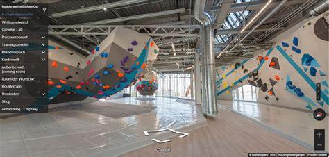 bouldern  der groessten boulderhalle muenchens klettern