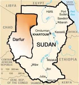South Sudan and Darfur