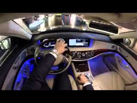 The automatic petrol engine has a mileage of 10.7 km/l. Mercedes s63 amg coupe interior - YouTube