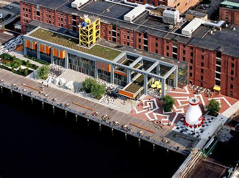 boston children s museum plaza laud8 landscape architecture design