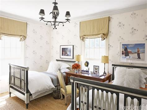 rooms   twinning twin beds house beautiful
