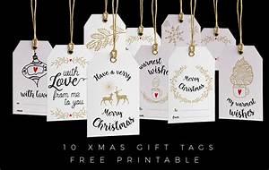 Geschenkanhänger Weihnachten Drucken : 10 kostenlose geschenkanh nger zu weihnachten 10 free printable xmas gift tags cardyes ~ Eleganceandgraceweddings.com Haus und Dekorationen
