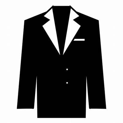 Suit Icon Clothing Clothes Transparent Svg Vector