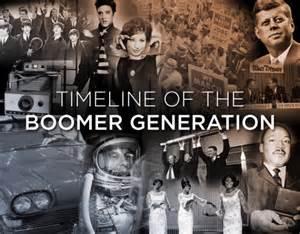 Baby Boomer Generation Years
