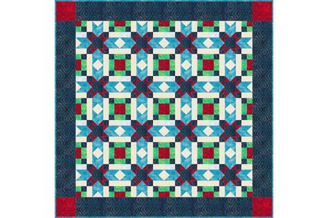updated bathroom ideas how to quilt borders with corner squares