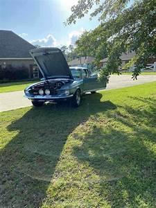 1967 Ford Gt 500 Sportscar Blue Rwd Manual Gt500 For Sale