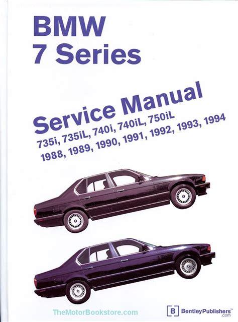 online service manuals 2002 bmw 7 series parking system bmw 7 series e32 repair manual 735i 735il 740i 740il 750il 1988 1994