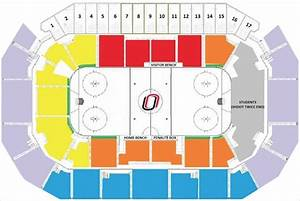Baxter Arena Seating Chart Baxter Arena Athletics University Of Nebraska Omaha All