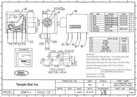 Audio Cable Rca Diagram Wiring Fuse Box