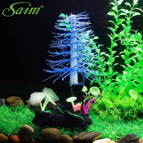 christmas tree coral aquarium fish tank ornaments