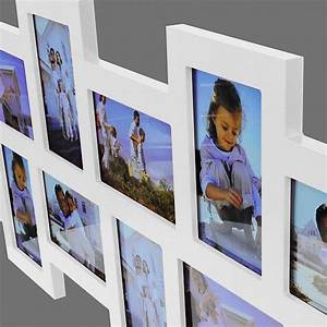 Rahmen Für Mehrere Bilder : bilderrahmen fotogalerie holz rahmen foto collage fotorahmen wandgalerie 199 ebay ~ Bigdaddyawards.com Haus und Dekorationen