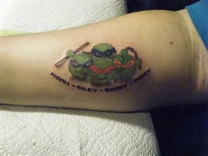 Tmnt Tattoos Movie Tattoo Ninja Turtles Deviantart