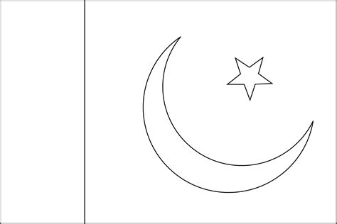 flag  pakistan  clipart