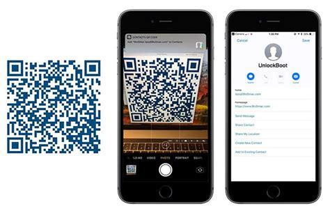 how to scan qr code with iphone scan qr codes with iphone running ios 11 using the app