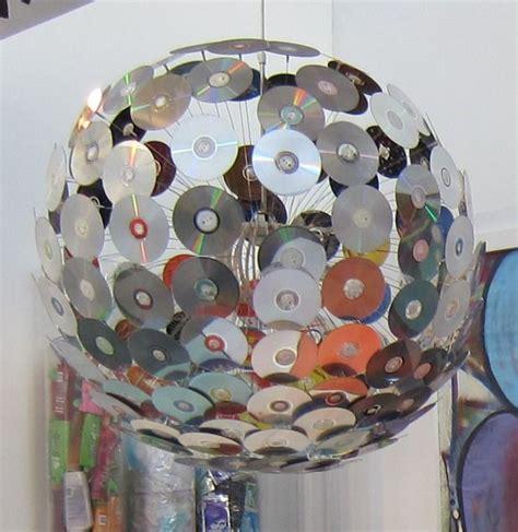 upcycle cds  hanging lamp upcycle hgtv  ikea hack