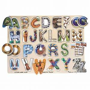 melissa doug alphabet art puzzle puzzles With melissa and doug replacement letters