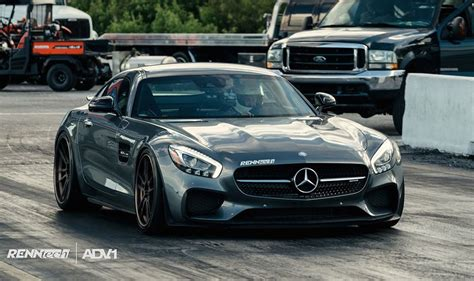 Gambar Mobil Mercedes Amg Gt by Renntech Mercedes Amg Gt Does 10 9s Quarter Mile