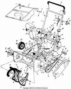 Mtd Snow Champ Mdl Pj 602  8431 Parts Diagram For Parts