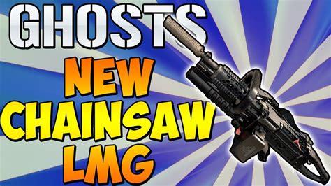 New Chainsaw Lmg!