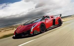 2014 Lamborghini Veneno Roadster Wallpaper HD Car Wallpapers