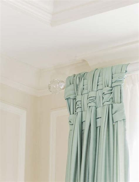 Drapes Made Easy - the most 22 cool no sew window curtain ideas