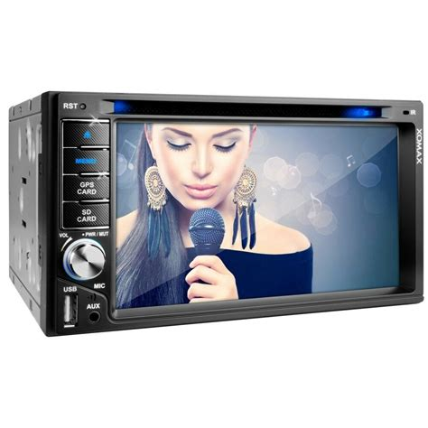 autoradio mit navi 2 din autoradio mit gps navi navigation bluetooth touchscreen dvd cd usb sd mp3 2din ebay