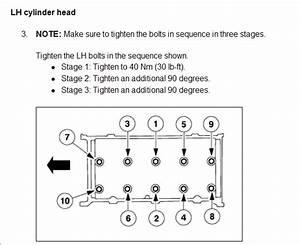 2003 Lincol Navigator 5 4 Liter Intech 32 Valve Engine