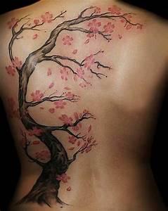 Tatouage Arbre Japonais : cherry blossom tattoo images designs ~ Melissatoandfro.com Idées de Décoration