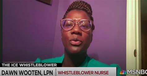 Democrats Seek Investigation of Dawn Wooten's Hysterectomy ...