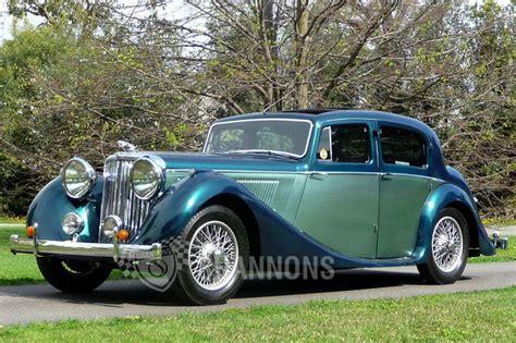 interior home colour jaguar mk iv 3 5 saloon auctions lot 13 shannons