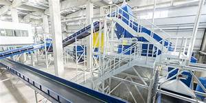 Environment Recycling industry waste extrusion system