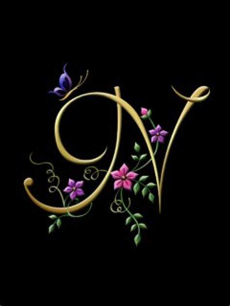 Alphabet N Hd Wallpaper