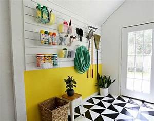 Idée Rangement Garage : am nagement garage suggestions de rangement astucieux ~ Melissatoandfro.com Idées de Décoration