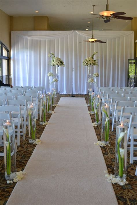 Wedding Aisle Decor Party Perfect Boca Raton Fl 561 994