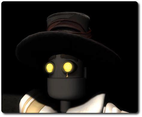 Sad Robot Second Life