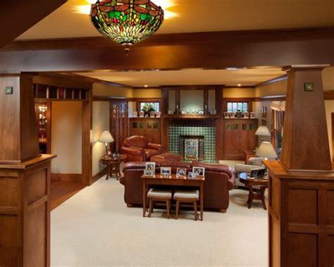 Craftsman Interior  Houzz