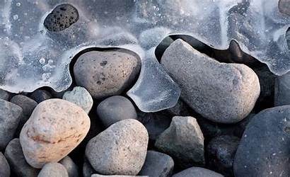 Stones Wallpapers Beach Stone Frozen Android