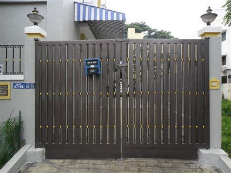 gate ms square tube gate manufacturer  chennai