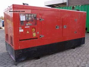 Himoinsa Iveco 100kva Generator Power Generators 2004 Other Construction Vehicles Photo And Specs
