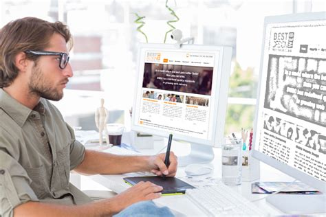 designing a website what to look for in a web designer pc os org