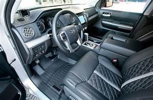 2014 toyota tundra interior photo 2 for Toyota tundra leather interior