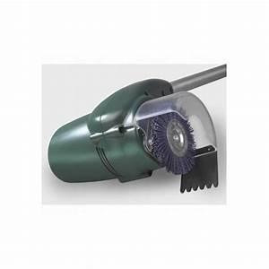 Brosse De Nettoyage Electrique : brosse de d sherbage lectrique euromac ~ Dailycaller-alerts.com Idées de Décoration