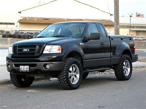 2008 f150 fx4 with leveling kit and max tire size autos post 06 f150 with 35 quot tires and just a leveling kit gt gt gt will it
