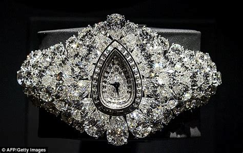 Most Expensive Diamond Watch in the World